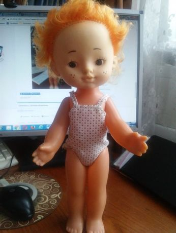 Кукла 36 см родом из СССР