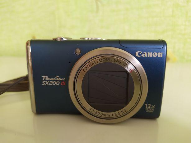 Фотоаппарат Canon SC200IS