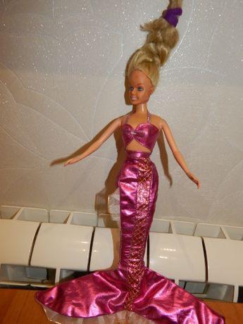 Красивейшая кукла-русалка с поворотным туловищем + оригинальный костюм