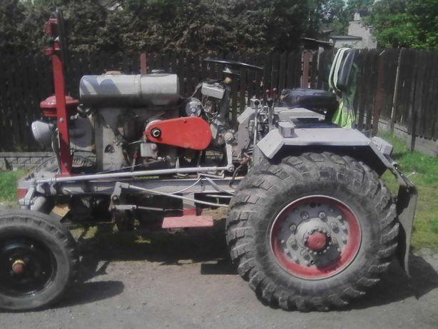 traktorek sam ciągnik