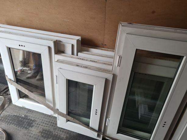 Okna używane uchylne- różne rozmiary