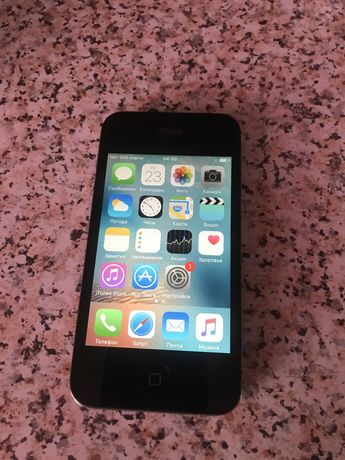 Продам Apple IPhone 4S б/у в хорошем состоянии