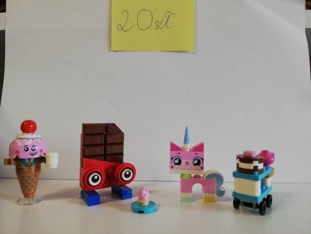 Lego movie 2 - zestawy + figurki