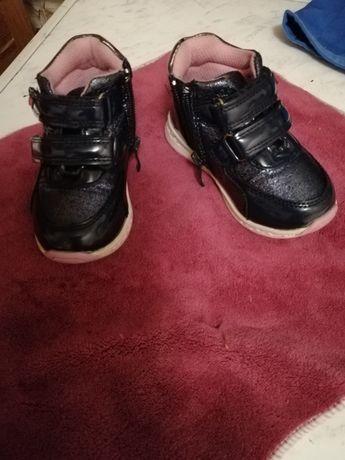 Обувь для девочки р. 22 деми кожа