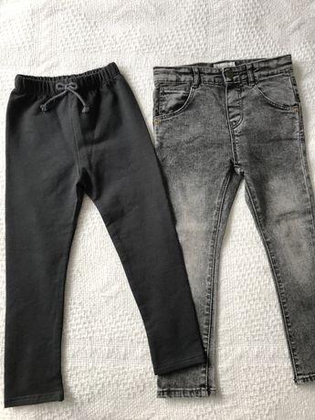 2 pak spodni Zara 104 unisex