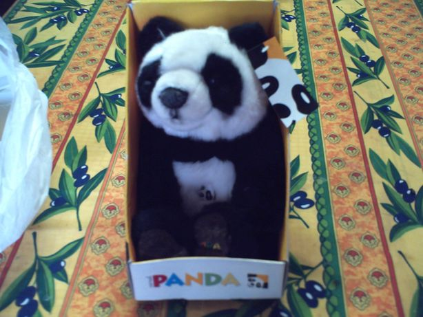 Panda novo , do canal Panda.