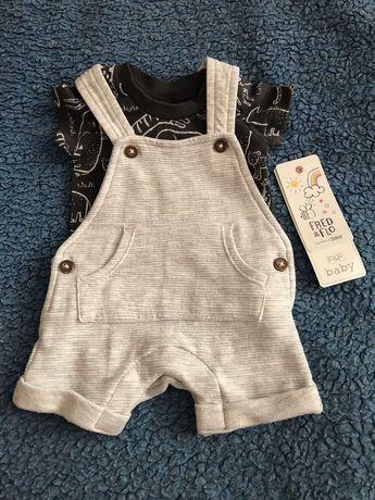 Детский костюм, комплект одежды для новорожденных