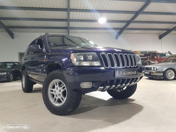 Jeep Grand Cherokee 4.0 amc wj limited edition (nacional/full extras)