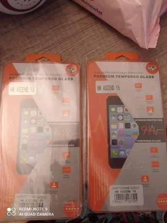 Szkło hartowane do Huawei ascent y6