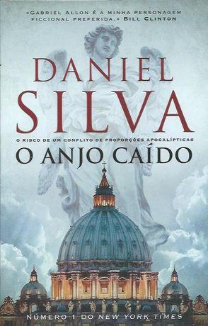 O anjo caído_Daniel Silva_Bertrand