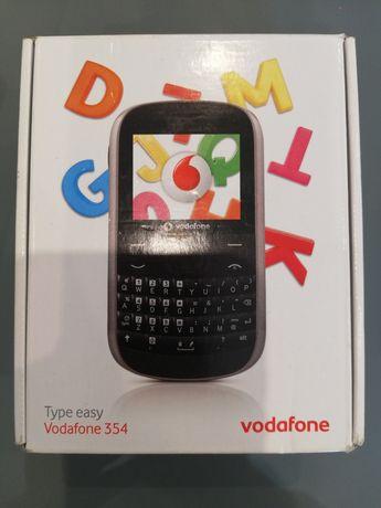 Telemóvel Vodafone 354 com teclado qwerty
