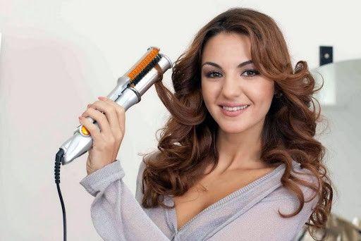 Утюжок плойка для укладки волос InStyler M-125