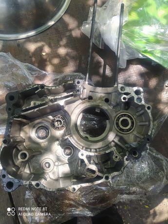 Запчастини двигуна (мотора) 166fmm (RE250) loncin, geon