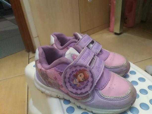 Buty adidasy dla dziewczynki 24
