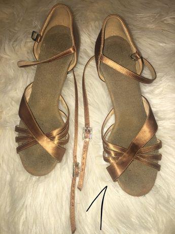 2 pary butów do tańca towarzyskiego do la