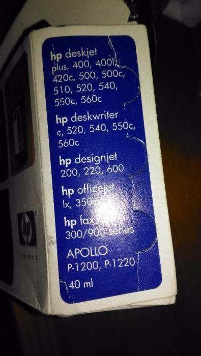 Original Tinteiro HP 26 inkjet print cartridge Vila Nova De Cerveira - imagem 1