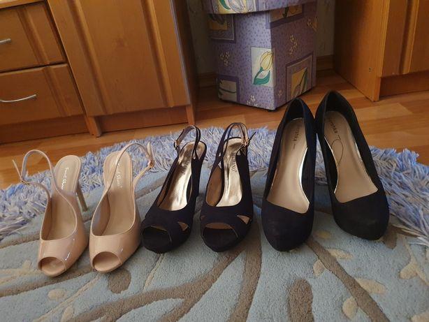 Продам взуття туфлі босоніжки