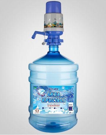 Доставка воды на дом в 18,9 л. по 80 рублей и по 100 рублей