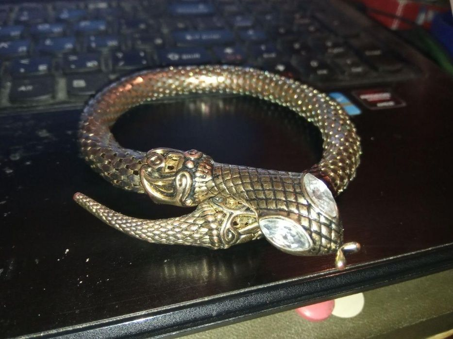 Браслет Змея Полтава - изображение 1