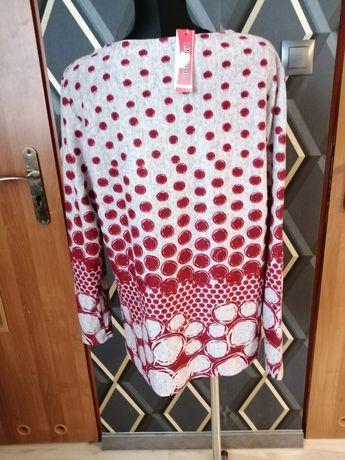 Sweterek bluzeczka xxl