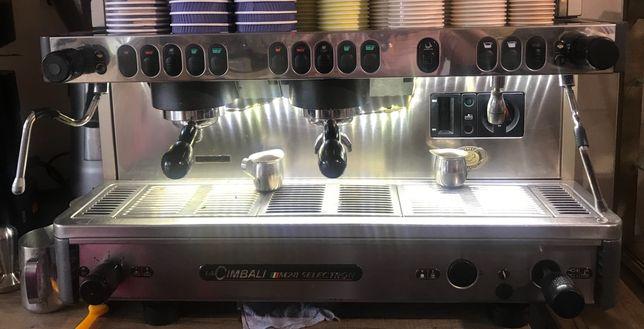Кофемашина La Cimbali m28 selectron бу в хорошем состоянии