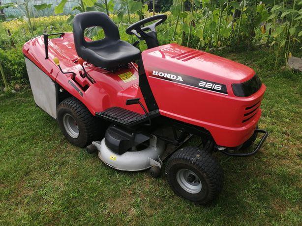 Sprzedam traktorek kosiarka honda 2216