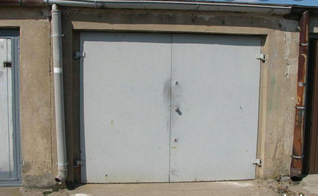 Garaż murowany  z ksiega wieczysta