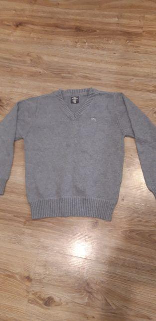 Sweter chłopięcy 128 h&m