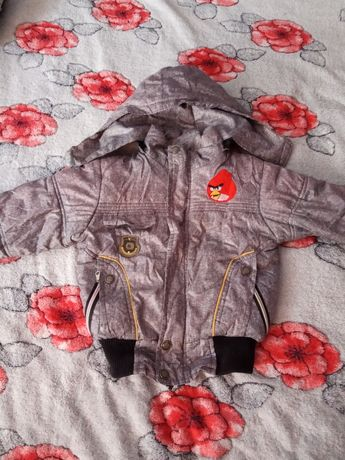 Куртка демісезонка для хлопчика
