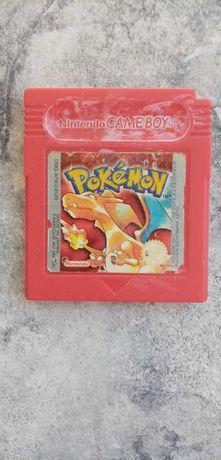 Pokémon Red Gameboy Color