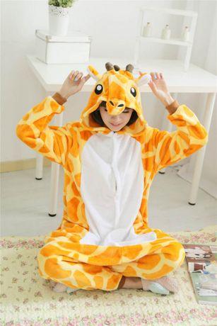 Кигуруми Жираф пижама 140 S M L XL оригинал kigurumi