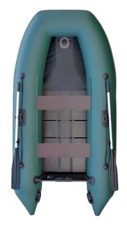Лодка надувная моторная Parsun Stm 340К с гидролыжей (б/у в хор сост)
