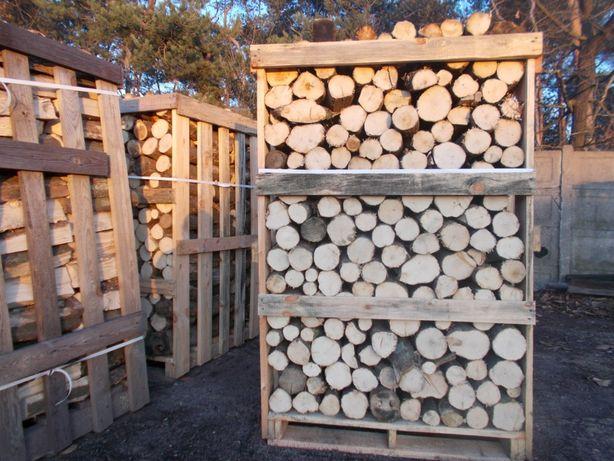 Drewno kominkowe opałowe