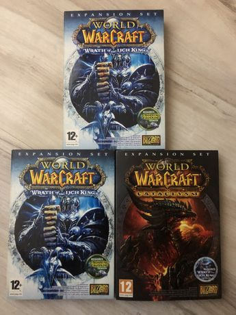 World of warcraft lich king i cataclysm