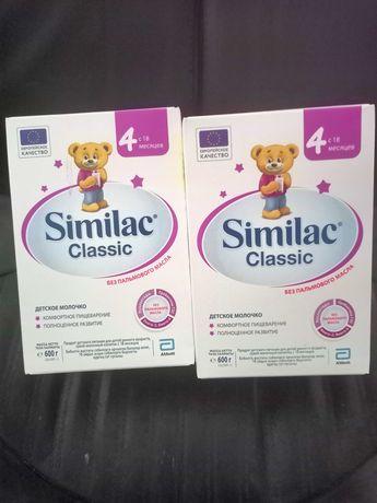 Смесь Similac classic 4