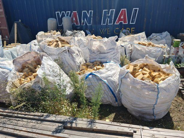 Drewno na opał, poprodukcyjny odpad