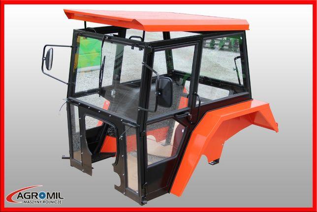 Kabina ciągnikowa do ciągnika C 330 LUX z błotnikami SZYSZKA CE