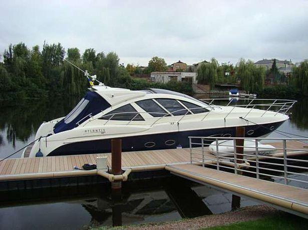 Продам яхту Atlantis 50