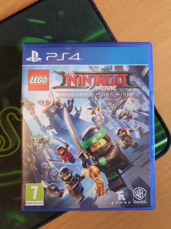 LEGO Ninjago Movie - Gra na PS4 - wersja PL