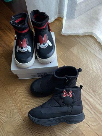 Детская обувь Zara, 24 размер