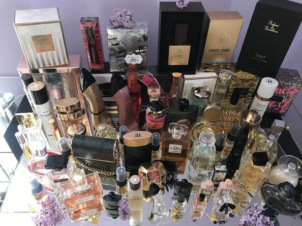 Wielka wyprzedaż prywatnej kolekcji oryginalnych perfum Chanel YSL Dio