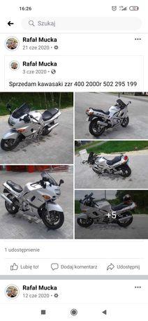 Kawasaki zadbany 2000r