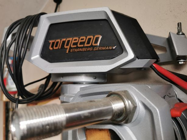 Silnik elektryczny do Łodzi Torqeedo cruise 2.0 zaburtowy 2000W