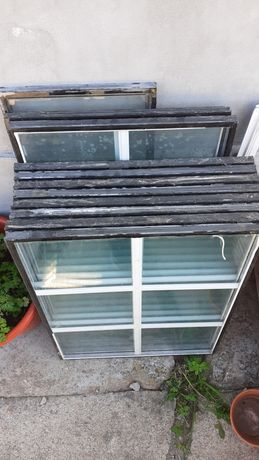 Vidros duplos para janelas