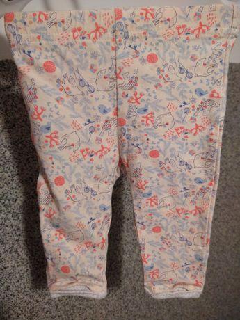 Spodnie getry 62