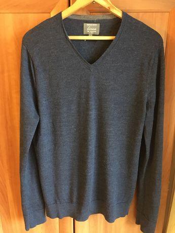 Sweterek meski merino