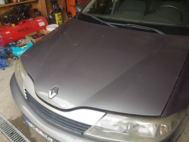 Renault laguna II  maska ładna NV603