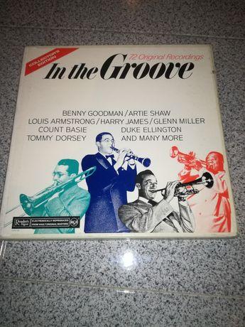 Colectânea em vinil In the groove