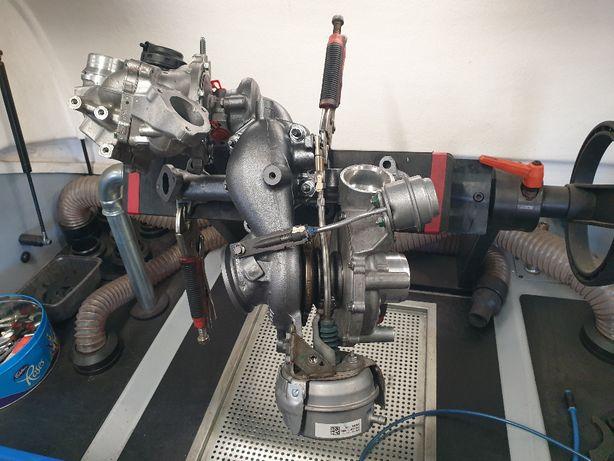 Turbosprężarka Renault Master Opel Movano Nissan 2.3 BiTurbo