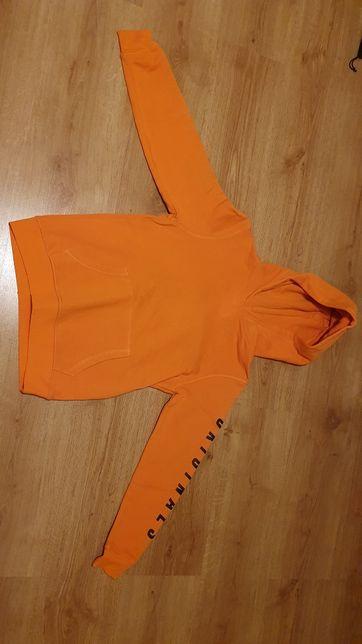 Bluza pomarańczowa